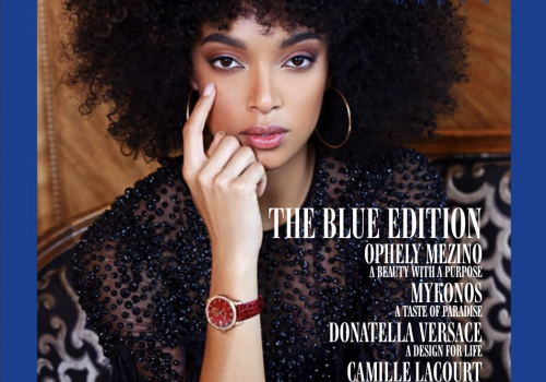 Le magazine « Blush Dream Magazine » reçoit la créatrice et styliste de la marque « Cassandra Le Maistre ».