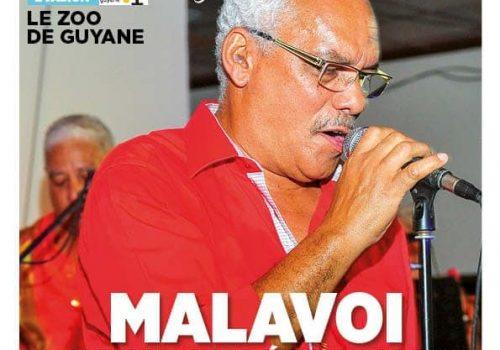 Cassandra Le Maistre dans L'Hebdo Antilles Guyane !