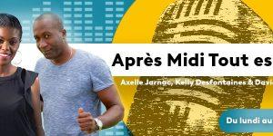 Passage radio Guadeloupe la 1ère !