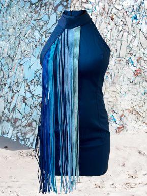 Robe Iceberg Bleu